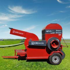 آلة الدراس و تذريه الحبوب