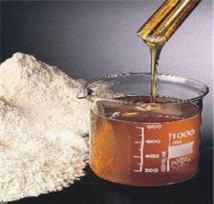 Binding phenolic powder