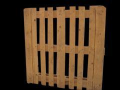 لوح خشبي بأحجام مختلفة