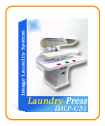 Equipment subsidiary for laundries and dry