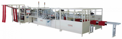 Machines for textile industry