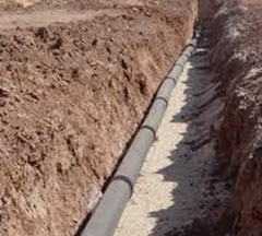 Pipes for water