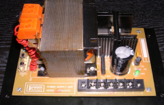Control systems of power supply