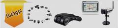 اجهزة ملاحة -كاميرات