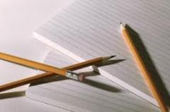 اوراق للكتابة