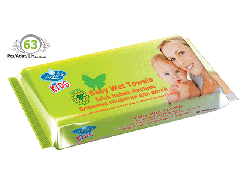 Wet wipes