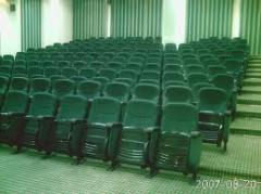 تجهيزات قاعات مؤتمرات