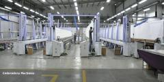Machinery for textile industry