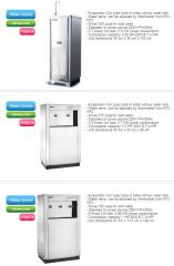 Complete parts for water coolers