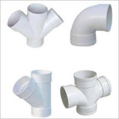 Polypropylene sewer pipes