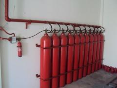 معالجه ضد الحريق