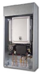 Gas import boilers