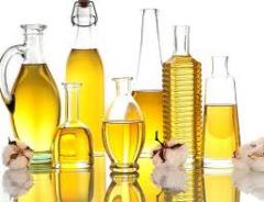Soap stock of light vegetable oils