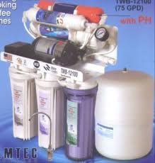 Equipment for filtering