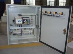 لوحات تحكم كهربائية