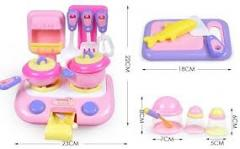 Toy furniture for Barbie