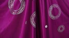 Dressed fabrics