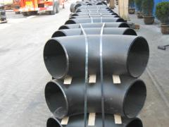Bended pipes