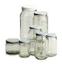 الحاويات الزجاجية