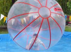 كرة الماء الشقية