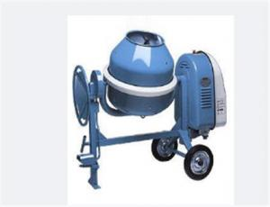 Hyadrulic & Concrete Mixers  C250