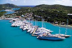 Facilities for yacht clubs