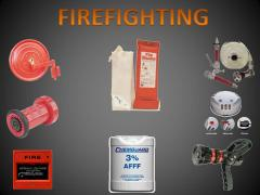 مهمات مكافحة الحريق