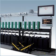 معدات لبطاريات إضافية الجر