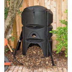 Compost tedders