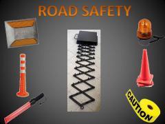 علامات السلامة المهنية وأمن و علامات الطرق