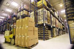 Warehouses logistic