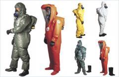 ملابس الوقاية