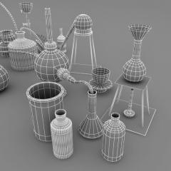 معدات ثلاثية الأبعاد