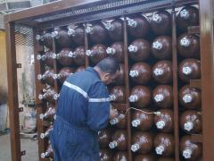 تصنيع وصيانة مجمعات الاسطوانات