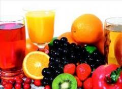 مركزات الفاكهة