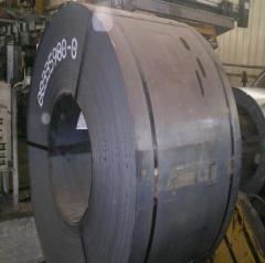 Steel roll