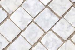 Ground marble