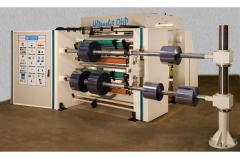 Rewinding machines