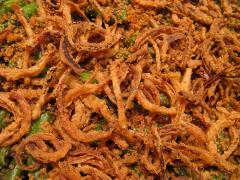 Dried fried onion