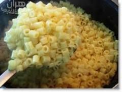 Pasta dietetic