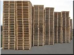 Pallets, cargo trays for air transportation