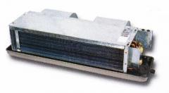 وحدة دفع الهواء - الملف والمروحة