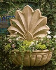 احواض زهور