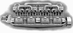 TRUNK PISTON ENGINE OIL