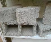 Aerocrete blocks