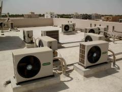 مكيفات الهواء للمناجم