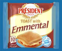 Toast With Emmental