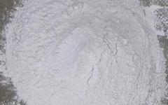 Off white greysh raw salt