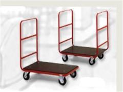 Merchandise trolleys