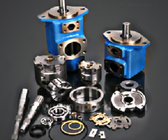 Check hydraulic valves
